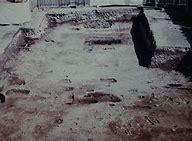 安祥寺・木炭木槨墓